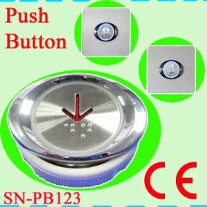 Elevator Push Button for Schindler (SN-PB123) pictures & photos