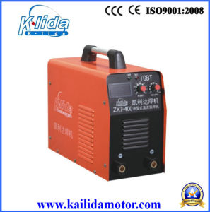 Powerful MMA-400 IGBT 3 Phases High Frequency Welding Machine pictures & photos
