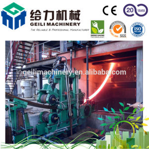 Steel Plant Production Line for Tmt Bar / Deformed Rebar with Annual Output of Ton pictures & photos