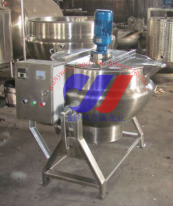 Electric Heating Tomato Cooking Pot pictures & photos