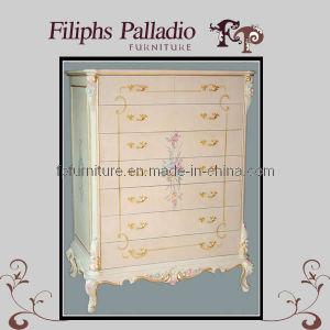 Luxury Classic Home Furniture Floor Cabinet