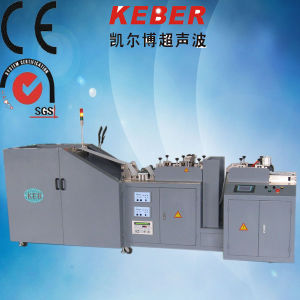 Non-Woven Ultrasonic Cutting Machine (KEB-RW3550) pictures & photos
