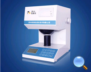 Ht-0528 Paper Testing Instrument Zb-a Brightness Color Tester pictures & photos