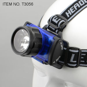 High Power 1 Watt LED Headlamp (T3056) pictures & photos