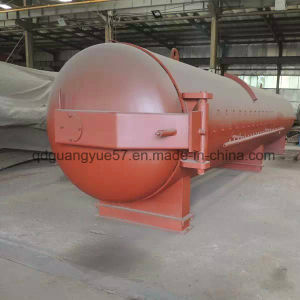 800X10000 Steam Vulcanizing Boiler/ Vessel pictures & photos