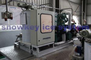 Sea Water Flake Ice Machine on Board-2.5t pictures & photos