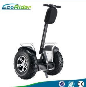 Double Battery 72V, 1266wh Two Wheels Electric Golf Scooter Electric Golf Cart pictures & photos