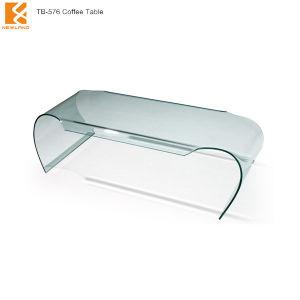 Hot Bent Glass Coffee Tabl (TB-576)