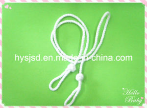 Best Price White Cotton Rope with Knot pictures & photos