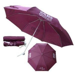 3 Foldable Aluminum Umbrella (BR-FU-79) pictures & photos