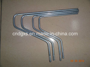 Automatic Hydraulic Metal Paint Roller Handle Bending Machine pictures & photos