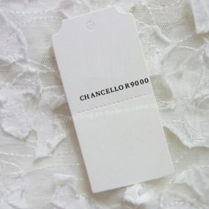 Manufacture Varies Color and Shape Hangtag pictures & photos