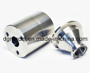 CNC Turned Parts & Machining Parts (MQ125) pictures & photos