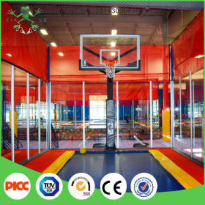 Professional Basketball Trampoline Park for Sale pictures & photos