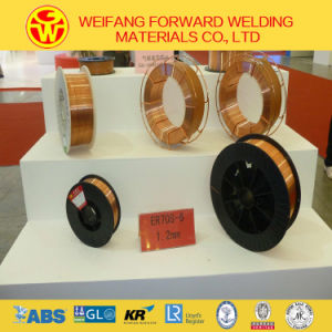 GB H08A/ Aws EL12/ EL8 Submerged Arc Wire From China pictures & photos