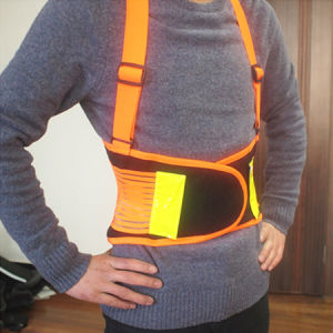 Reflective Back Support, Orthopedic Medical Back Support pictures & photos