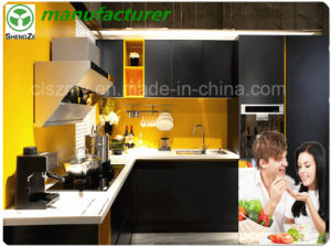 High Quality Customized MDF/Melamine Board Home Furniture for Kitchen Cabinet pictures & photos