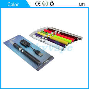 E-Cigarette Electronic Cigarette Blister Kit (Evod MT3)