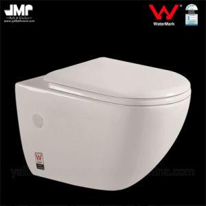 6005 Australian Standard Bathroom Sanitary Ware Watermark Washdown Ceramic Toilet pictures & photos