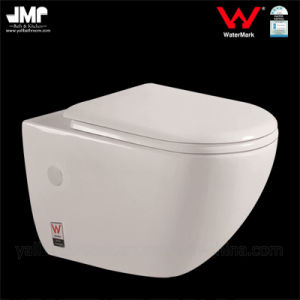 Watermark Bathroom Close Stool Sanitary Ware Ceramic Toilet pictures & photos