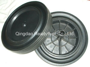 300mm Waste Bin Wheel pictures & photos