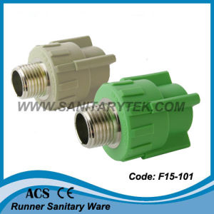 PPR Pipe Fittings with Male Thread (F15-101) pictures & photos