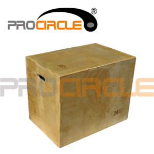 Plyometric Agility Training 3 in 1 Plyometric Box (PC-PB1002) pictures & photos
