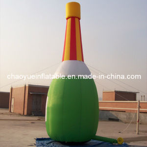 Custom Inflatable Bottle Model for Advertising (CYAD-565) pictures & photos