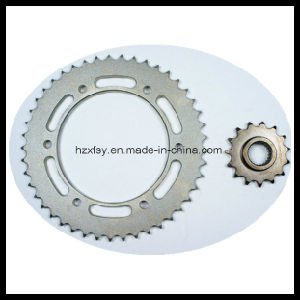 Motorcycle Rear Front Sprocket Theeth No. 43z X 15z pictures & photos