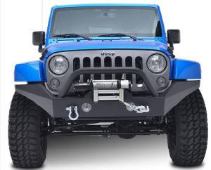 No. 6 Front Bumper for Jeep Wrangler 07+ pictures & photos