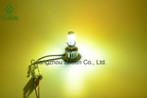 24W 2000lm Golden LED Headlight for Motorcycle pictures & photos