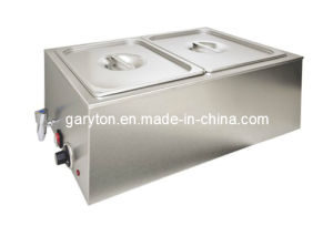Electric Commercial Bain Marie for Keeping Food Warm (GRT- ZCK165AT-2) pictures & photos