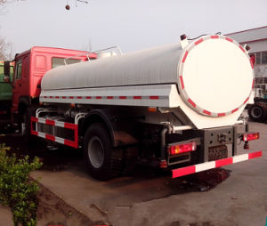 Sinotruk Sprinkler Truck HOWO 4X2 Water Truck with 10 Cubic Tanker pictures & photos