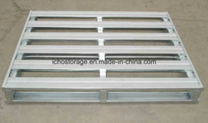 Heavy Duty Warehouse Storage Logistic Steel Pallet pictures & photos