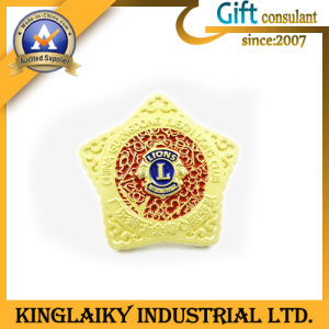 Promotional Zinc Alloy Medal with Logo for Gift (KBG-029) pictures & photos