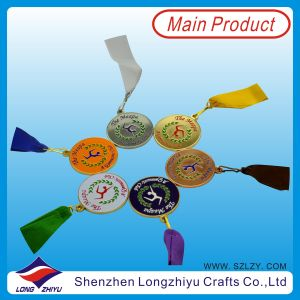 Meapa Sports Medals No Minimum Order Dancing Gymnastics Medal for Gymnastics Clubl (zy00026) pictures & photos