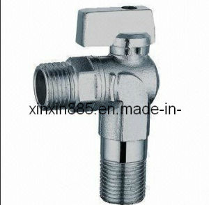 Brass Angle Valve pictures & photos