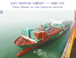 Consolidate Shipping 40hq/ 40hc/ 45hq Container From China to Worldwide pictures & photos