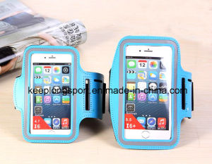 Fashionable Customized Neoprene Mobile Phone Case, Neoprene iPhone Case pictures & photos