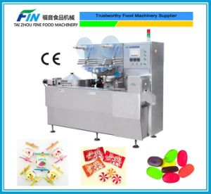 High Speed Automatic Candy Feeding and Packing Machine (FZ-900) pictures & photos