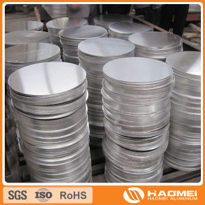 Hot Rolled 3003 Aluminium Circle Sheet (For anodizing and cookers) pictures & photos