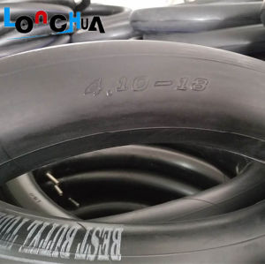 Excellent Reputation Butyl Rubber Motorcycle Inner Tube (410-18) pictures & photos