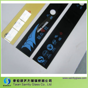 3.2mm Tempered Glass/Panel Glass/ Kitchen Glass/Gas Stove Glass pictures & photos
