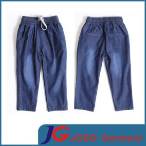 Super Soft Infant Pants Denim Jeans (JC5166) pictures & photos