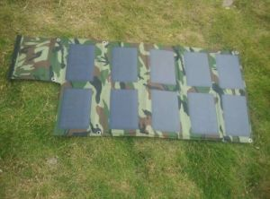 Factory Quality Control 36W High Quality Solar Mobile Power Charger Bag with SGS Report pictures & photos