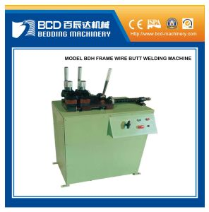 Frame Wire Butt Welding Machine (BDH) pictures & photos