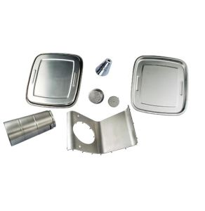 Customizable Metal High Precision CNC Machined Stamping/Punching Part pictures & photos