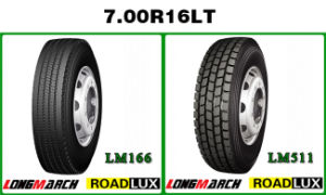 Top Quality Cheap Tire in China Factory Tire 750r16 All Season Semi-Steel Radial Truck Car Tire pictures & photos
