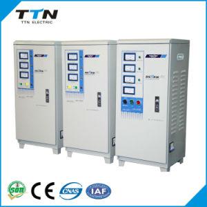 SVC China Supplier Servo Voltage Stabilizer Price, 3 Phase Voltage Stabilizer