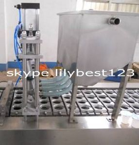 Ice Cream Cup Filling Machine pictures & photos